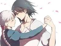 Um dia lindo - Um anime romântico em um lindo dia