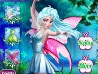 Elsa 4 Stück Animation