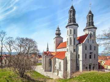 Gotland Island Cathedral Sweden - Gotland Island Cathedral Sweden