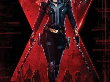 Black widow - Black Widow - Marvel Universe