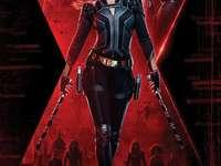 Vedova Nera - Black Widow - Marvel Universe