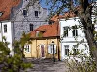Orașul Kalmar din Suedia