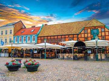 Malmö város Svédországban - Malmö város Svédországban