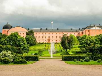 Uppsala palota komplexum, Svédország - Uppsala palota komplexum, Svédország