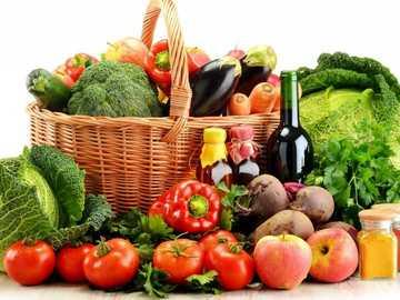 frutta, verdura e succhi - m .........................