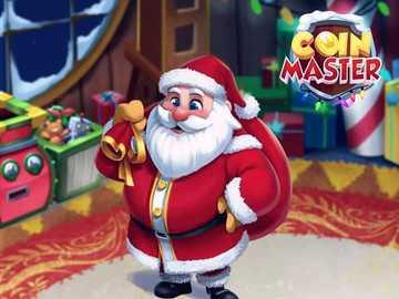 Vamos con Coin Master - Santa coin Master Mucha Suerte