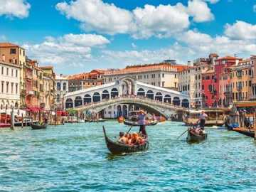 Beautiful Venice. - Landscape puzzle.