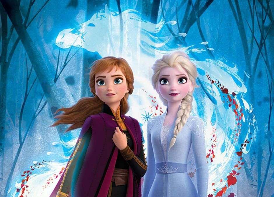 Ice land - Anna and Elza in the land of ice (4×3)