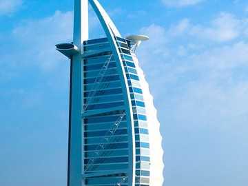 burj al arab - burj al arab building