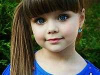 hermosa chica