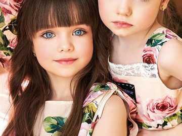 piękne dziewczynki - m...................