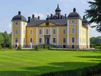 Hallstahammar Castle Strömsholm, Svédország