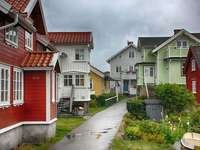 Käringön-szigetcsoport Svédország