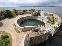 Karlskrona tengeri erőd, Kungsholmsfort, Svédország
