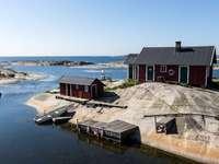 Стокхолмски архипелаг Швеция