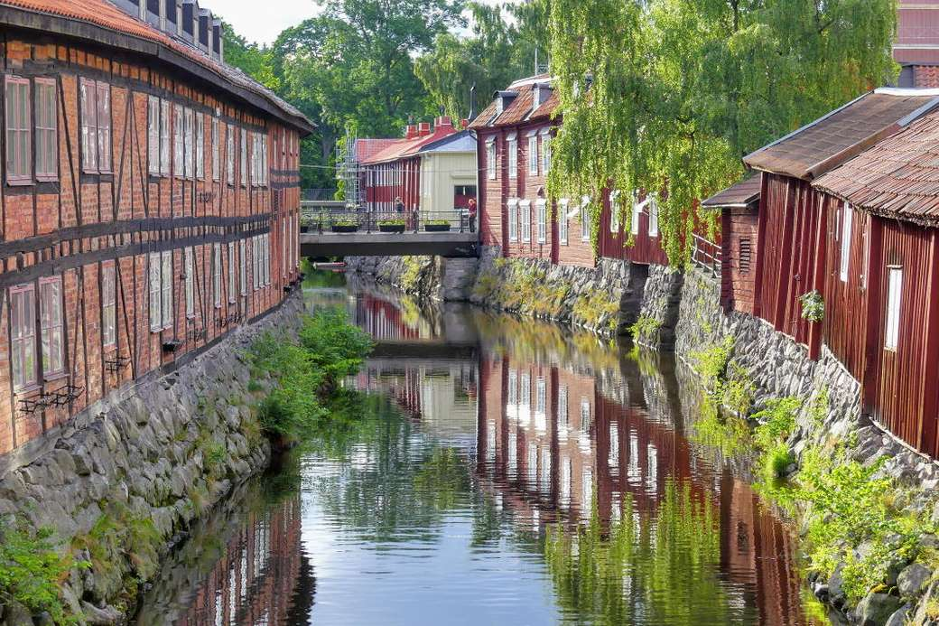 Västeras Svédországban (12×8)