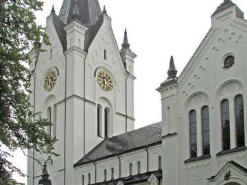 Vasteras Church in Sweden - Vasteras Church in Sweden
