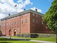 Castelul Vasteras Suedia