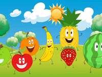 Fructe delicioase
