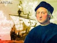 Christopher Columbus (Cristoforo Colombo) - Cristoforo Colombo (på italienska) eller Cristophorus Columbus (på latin), bättre känd som Crist