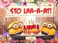 Los Minions te desean un feliz cumpleaños