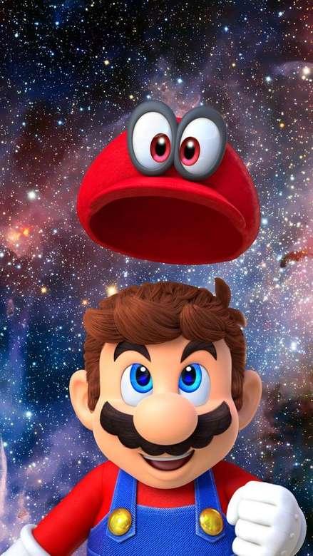 Super Mario rompecabezas en línea