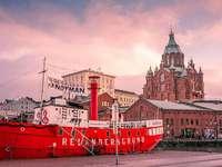 Helsinki hajószékesegyház, Finnország