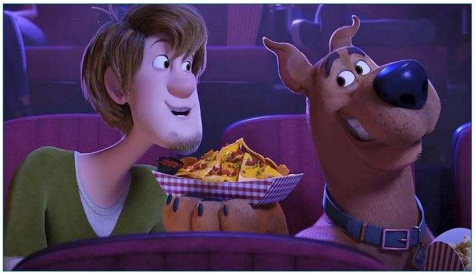 nový film Scooby Doo