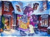 ღ ೋ ღ Χριστουγεννιάτικες καρτ-ποστάλ ೋ ღ