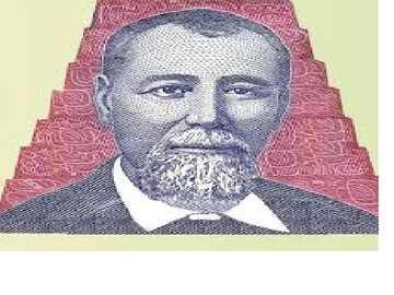 Justo Rufino Barrios - Ratet mal, wer er ist und was in seiner Regierung passiert ist.