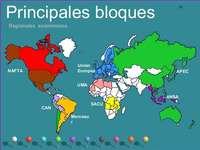 Economische blokken - Belangrijkste economische blokken in de wereld