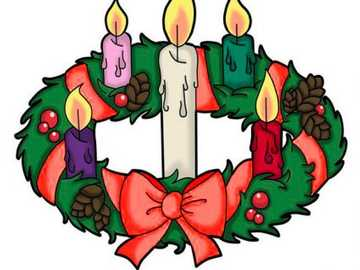 The Advent Wreath - Advent wreath for children