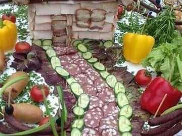 pyszny mały domek - pyszny domek - dobry apetyt ...