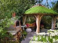 ogród...