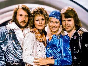 Swedish band - abba - m .....................