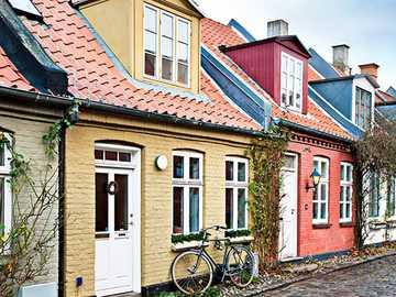 Aarhus city in Denmark - Aarhus city in Denmark