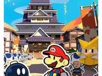 Mario en papier