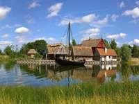 Falster sziget, Dánia