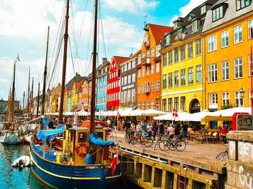 Kopenhaga w Danii - Kopenhaga w Danii