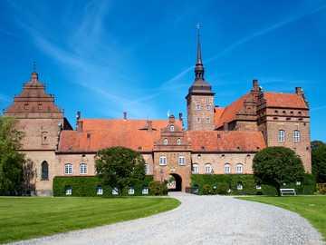 Nyborg Castle Holckenhavn Denmark - Nyborg Castle Holckenhavn Denmark