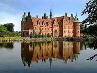 Замъкът Оденсе в Дания