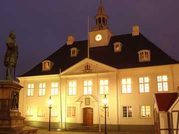 Randers Town Hall Denmark - Randers Town Hall Denmark