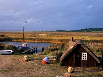 Ringkobing Fjord Denmark - Ringkobing Fjord Denmark