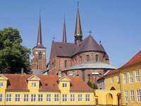 Miasto Roskilde w Danii - Miasto Roskilde w Danii