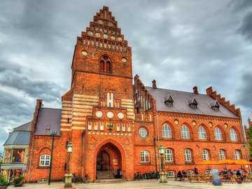 Ville de Roskilde au Danemark - Ville de Roskilde au Danemark