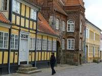 Град Виборг в Дания