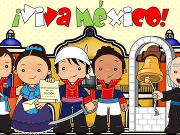 long live Mexico - mexican independence day