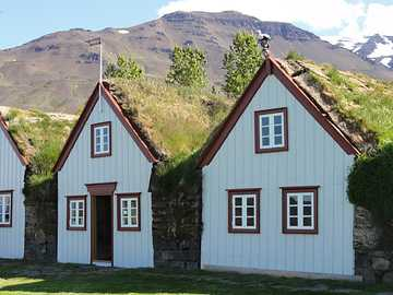 Local history museum in the north of Iceland - Local history museum in the north of Iceland