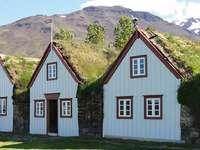 Helytörténeti múzeum Izland északi részén