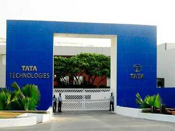 Technologies Tata - Logo Tata Technologies